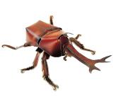 ペーパークラフト カブトムシ
