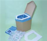 防災用 組み立て式簡易トイレ
