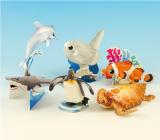 ペパクラお買い得セット 海の生き物6点セット